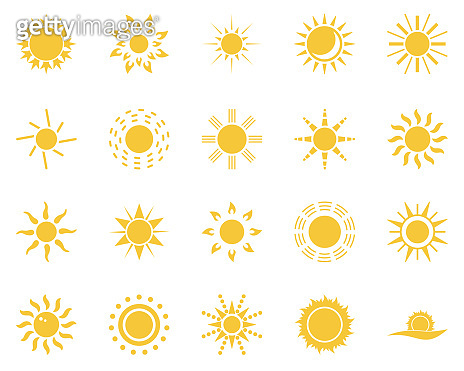 icons of the sun