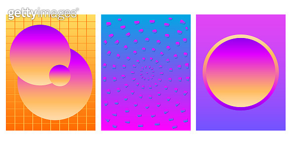 Abstract template set