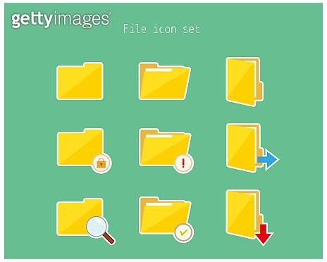 폴더&파일 아이콘