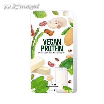 vegetables web&mobile