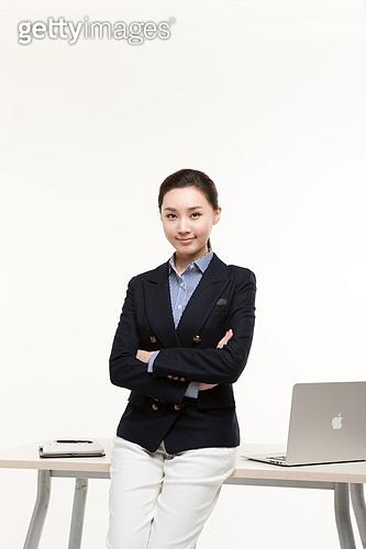 성공한 여성의 비즈니스 컨셉