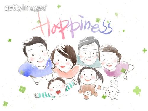 행복한 우리가족