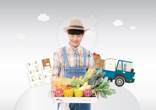농부의 삶