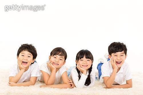 4인 어린이