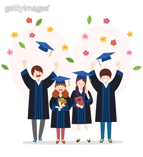 졸업과 입학