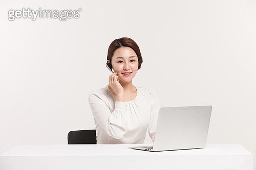 여성 회사원