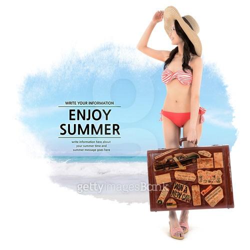 여름 비키니