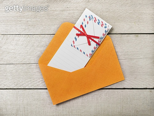 편지지와 카드