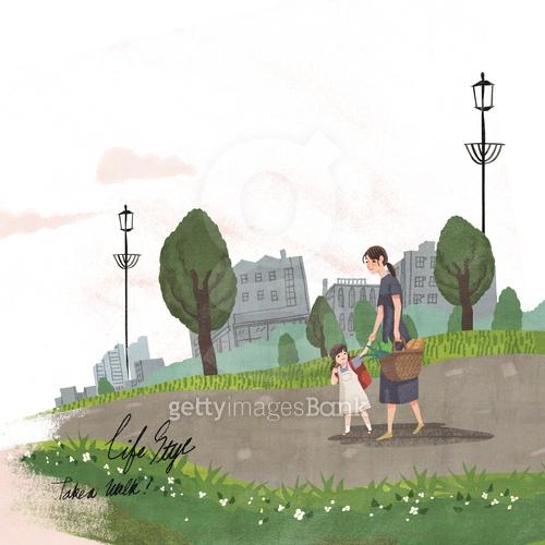 공원과 사람, 라이프스타일
