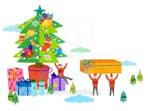 크리스마스 마을