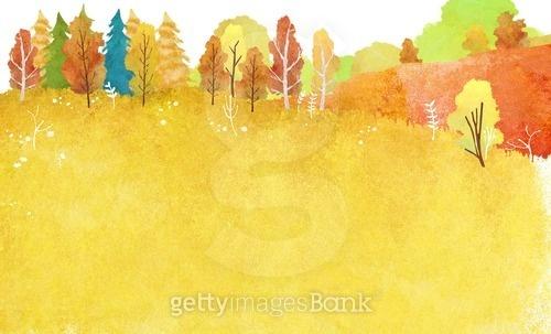나무와 자연, 백그라운드