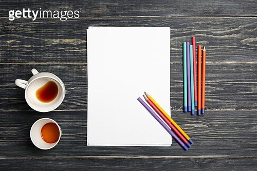 종이와 커피