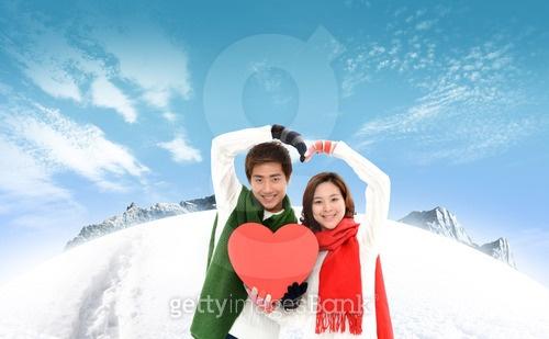 雪景 겨울풍경