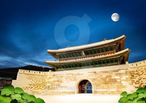 한국의 야경