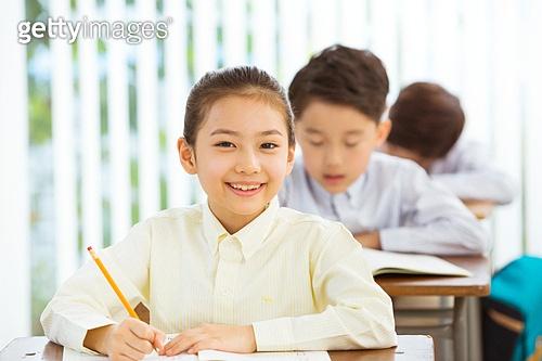 어린이 학교 생활