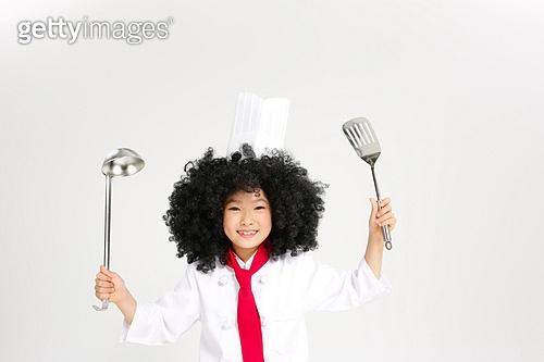 꼬마 요리사