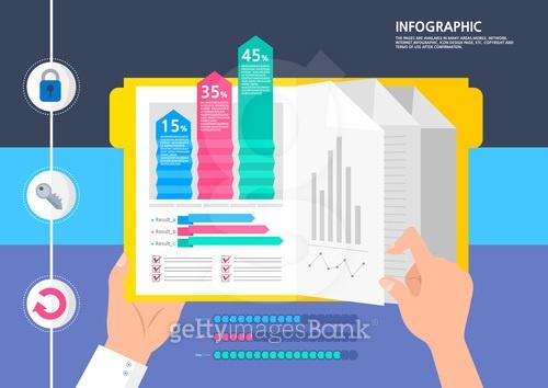 스마트 비즈니스 인포그래픽
