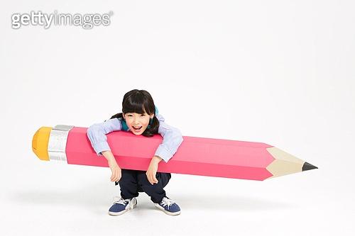 어린이와 연필
