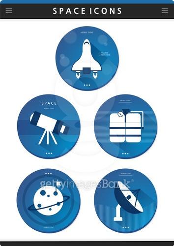 모바일 앱 아이콘모음