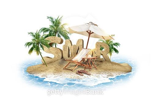 여름 바다