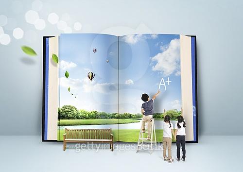책 속의 배움