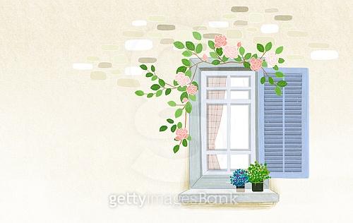 창문과 인테리어