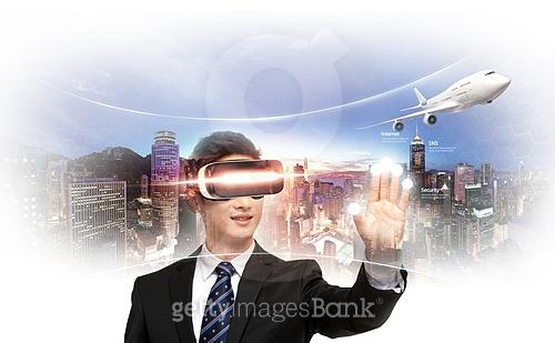 상상을 넘어, VR
