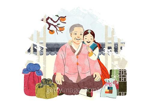 Happy, 秋夕!
