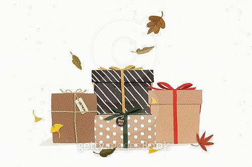가을 선물 이벤트