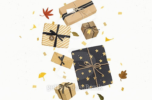가을, 선물세트