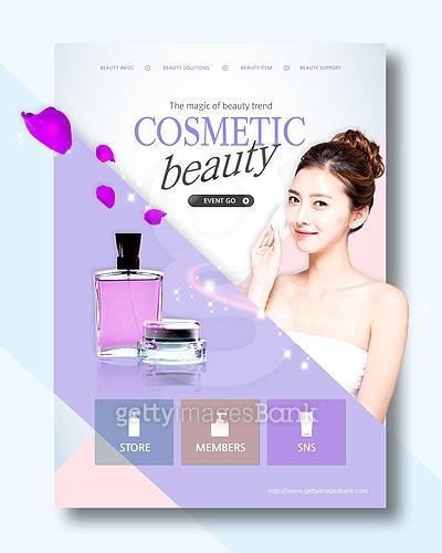 cosmetic beauty