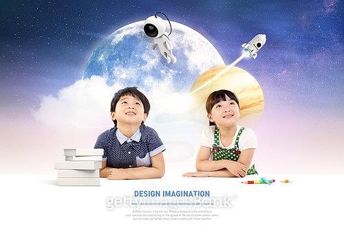 어린이 상상력