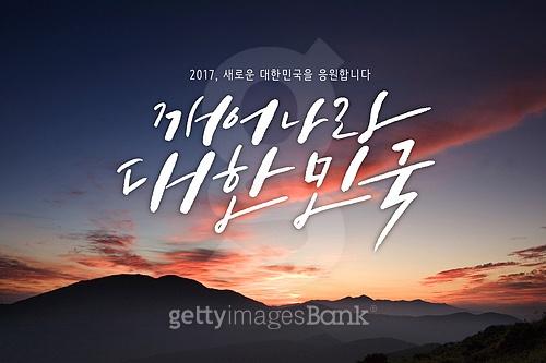 대한민국을 응원합니다!