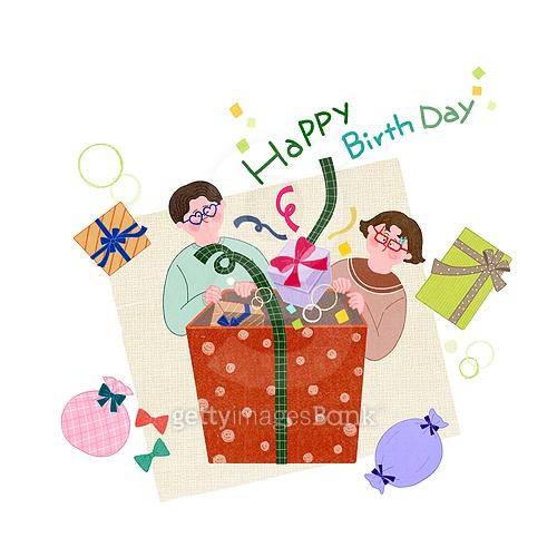 생일 축하합니다!