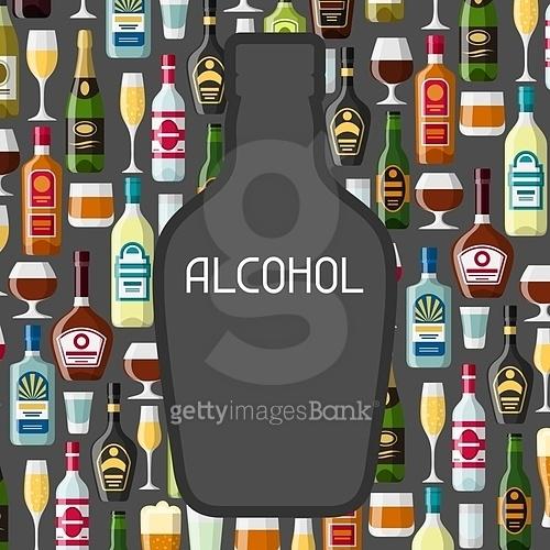 Alcohol pattern