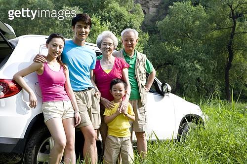 여름 가족 여행