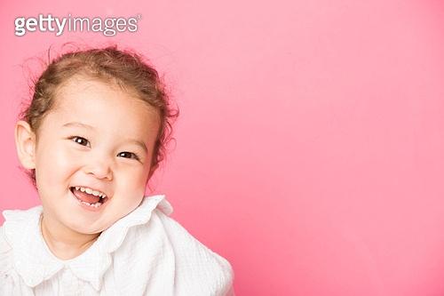 아이의 표정