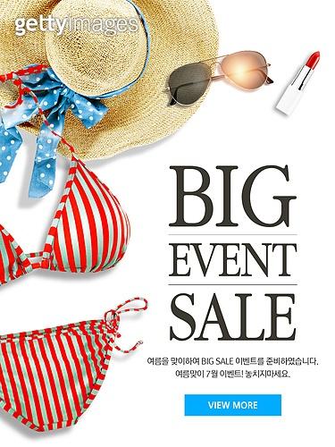 Pop-up sale