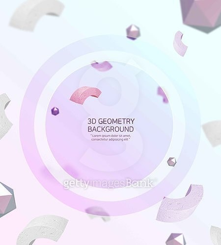 3D GEOMETRY BACKGROUND