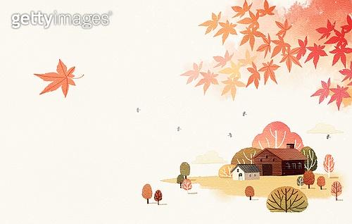 성큼 다가온, 가을