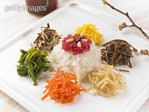 육색비빔밥