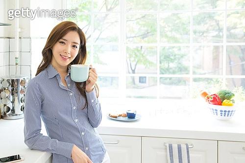 따뜻한 차 한잔