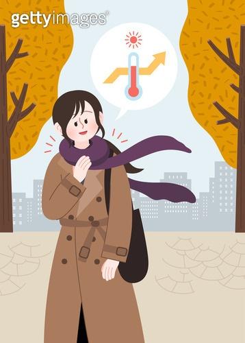환절기 감기예방