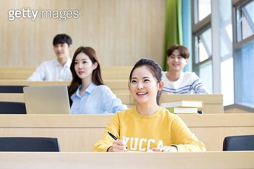 대학교 강의실