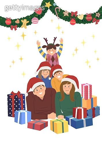 온가족 크리스마스