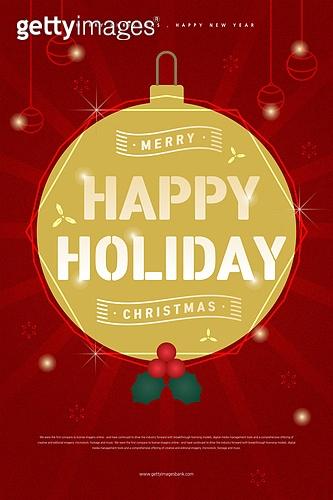 크리스마스 포스터