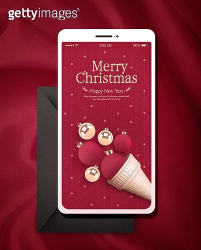 크리스마스 모바일 카드