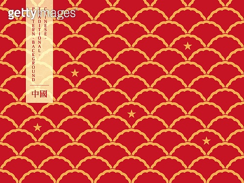 중국, 동양패턴