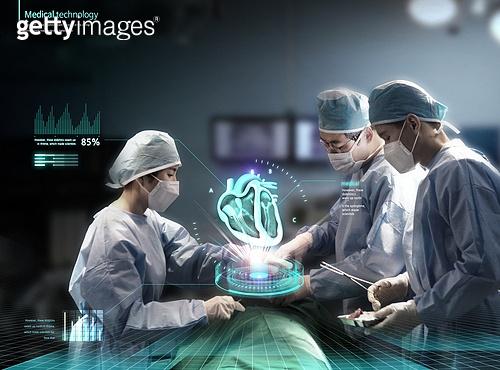 첨단 의료 기술