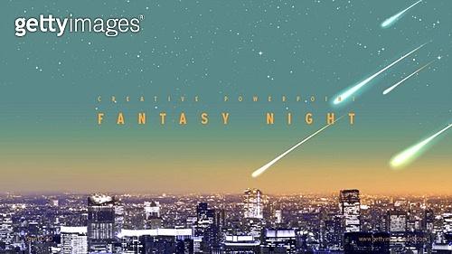 Fantasy Night PPT